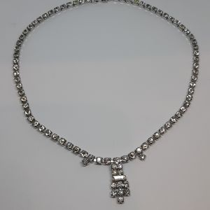 Continental Signed Necklace